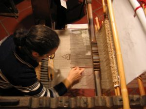 Ancient Loom of Chiara Vigo
