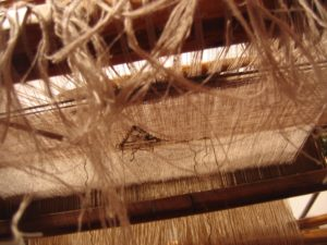 Old Loom in Sardinia island of Chiara Vigo
