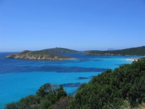 Beaches of South Sardinia Tuerredda