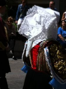 Feast of Sant Efisio - Old costume