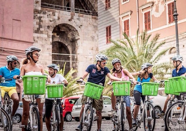 rent bike in cagliari